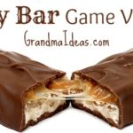Candy Bar Game Variation