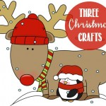 Christmas Crafts for Grandchildren