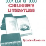 Great Books to Read (or Give) to Your Grandchildren