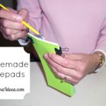 Make Notepads with Your Grandchildren