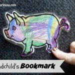 Make a Bookmark for Grandma