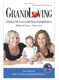 Grandloving: Making Memories with Your Grandchildren is a great book for grandmothers. It provides excellent ideas of activiteis grandmas can do with grandkids to  create memories.