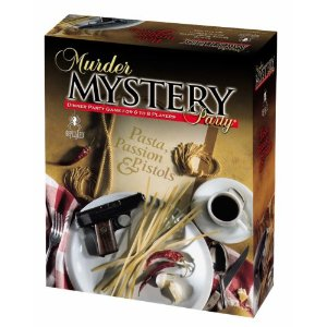 Hold a Mystery Dinner party for your teenaged kids. They'll love it!