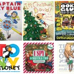 Scholastic Holiday Prize Pack Giveaway