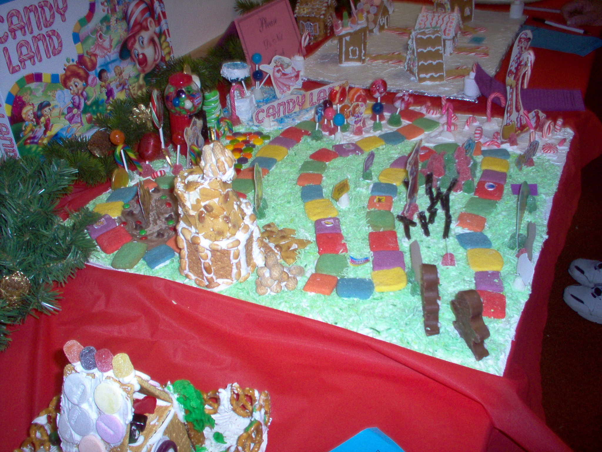 gingerbread houses galore grandma ideas