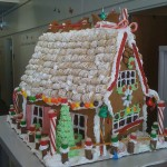 Make A Gingerbread House With Your Grandchildren