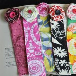 Make Fabric Bookmarks with Your Grandchildren