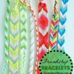 Make Friendship Bracelets with Grandchildren