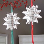 Easy Christmas Decorations to do with Grandchildren