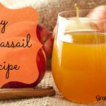 Make Easy Wassail with Grandchildren