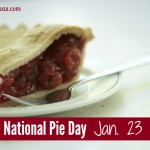 Celebrate National Pie Day with Your Grandchildren