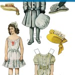Paper Dolls For Granddaughters