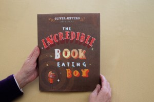The Incredible Book Eating Boy is one of the best children's book ever. This is a must have in your family's library!