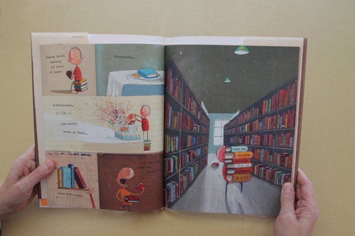 The Incredible Book Eating Boy is one of the best children's book ever. This is a must have in your family's library! Get it and read it now.