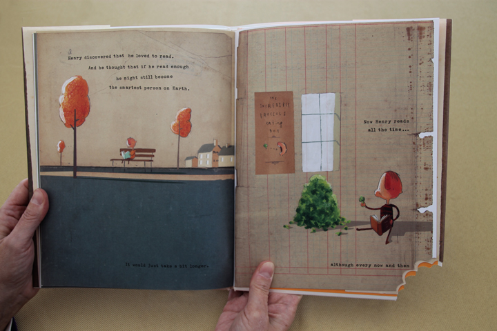 TThe Incredible Book Eating Boy is one of the best children's book ever. This is a must have in your family's library!
