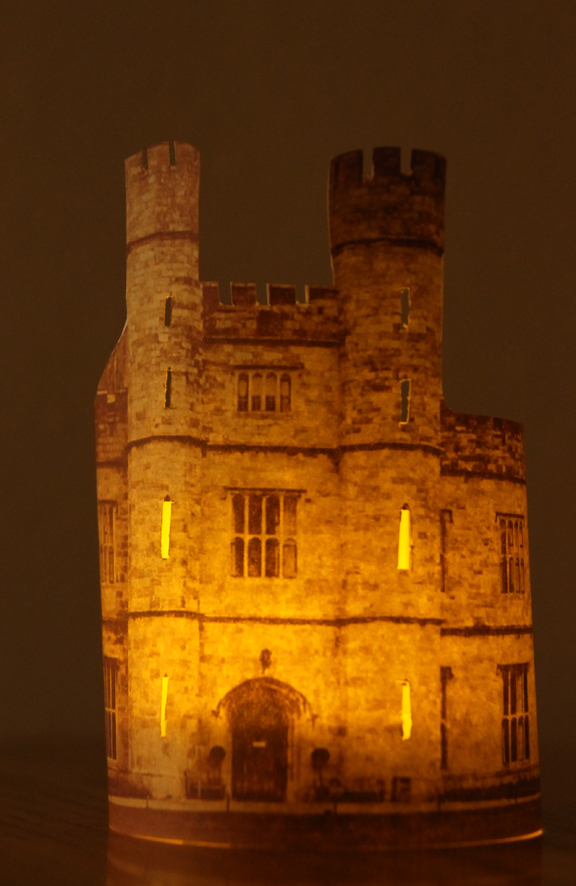 castle tealight