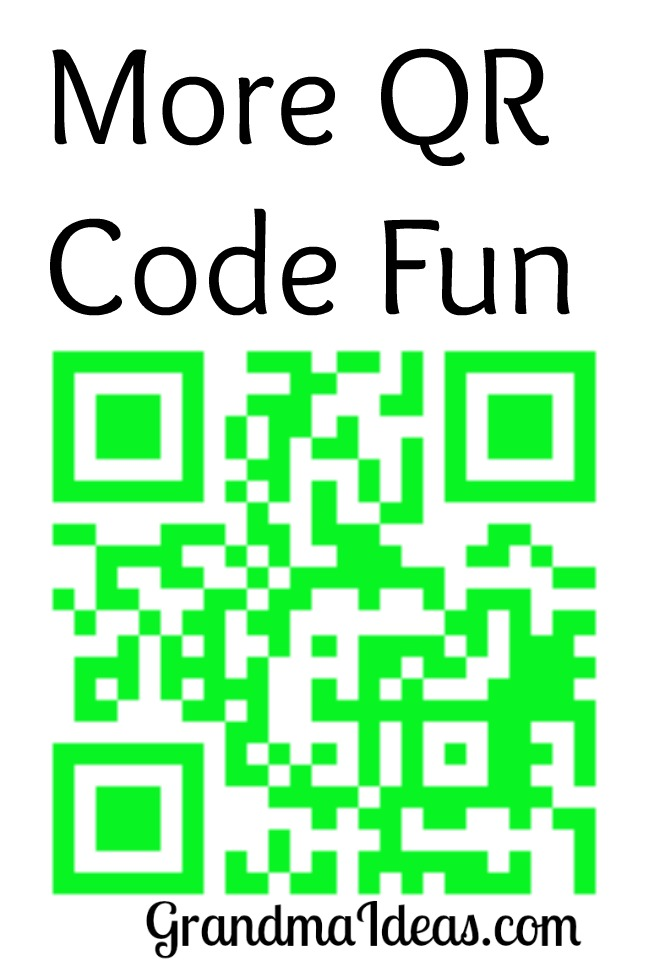 how to get a qr code to work