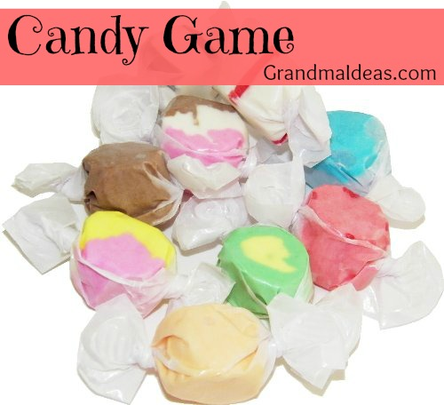 When looking for games to play with your kids, play this candy game with them. You'll have a sweet time!
