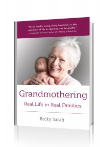 The book Things to do with Grandchildren by Becky Sarah provides wonderful ideas that grandmothers can use with their grandkids.
