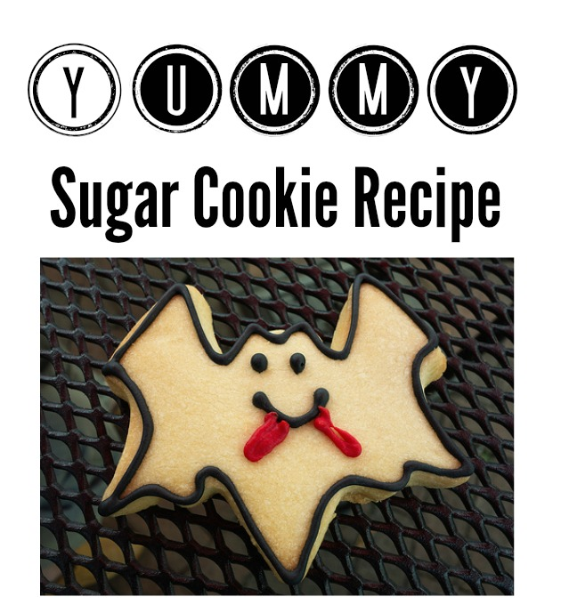 Here is a yummy recipe for sugar cookies.