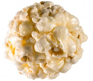 Here's an old-fashioned recipe for making popcorn balls. What a great activity to do with kids.
