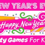 8 Games to Play With Grandchildren on New Year's Eve