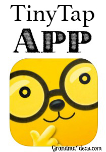 With the Tiny Tap applications, kids can create their own personalized and interactive games. Fun, fun, fun!
