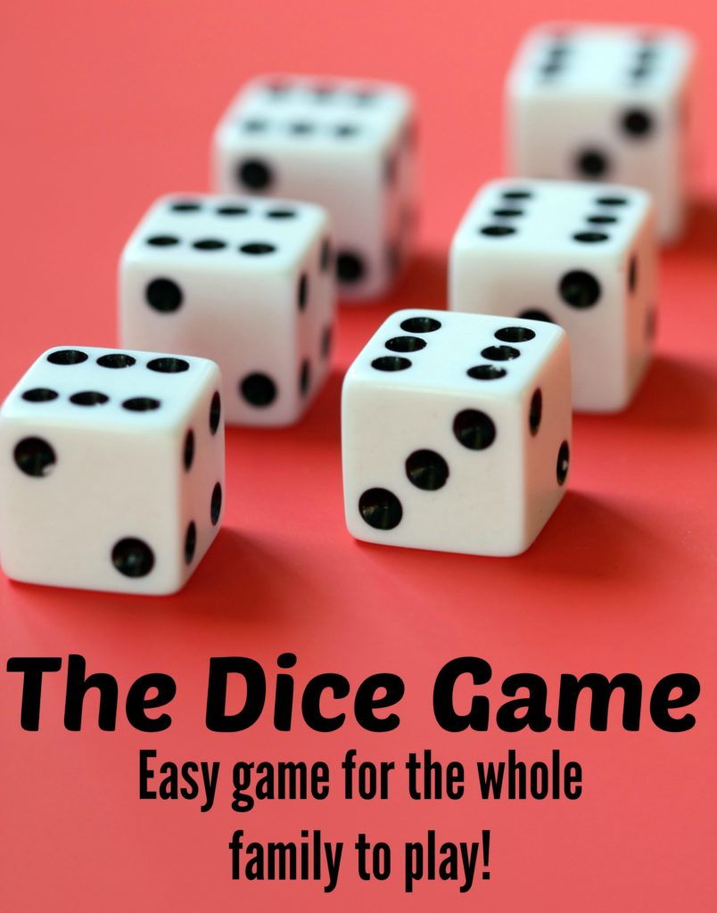 Easy gambling games with dice gambling addiction father
