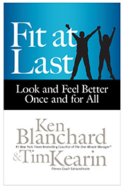 The book Fit at Last by Ken Blanchard provides understanding and guidance for those wanting to lose weight.