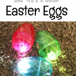 Lighted Easter Eggs