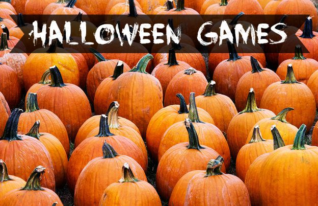 Here are some great games to play with kids at a Halloween party.