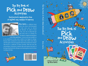 The Big Book of Pick and Draw Activities on Grandma Ideas