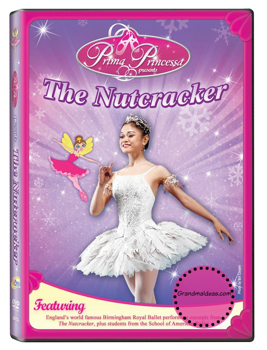 See my Nutcracker DVD give away.
