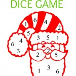 Christmas Dice Game