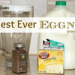 Easiest Ever Eggnog