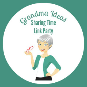 Come add a link of two at Grandma Ideas Sharing Time Link Party.