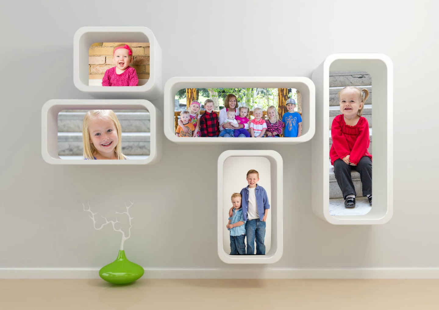 Make a Photo Collage in a Matter of Minutes - Grandma Ideas