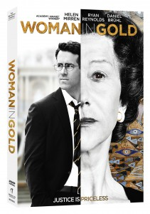 Woman in Gold now out on DVD!