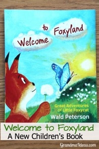 Welcome to Foxyland is a new children's book.