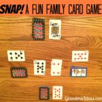 Snap! A Card Game for Families