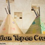 Make an Indian Tepee