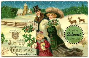 Use this site to make fabulous advent calendars for the holidays. Super easy and super affordable. Check it out.