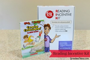 Reading Incentive Kits are amazing! They are highly effective and incentivize children to read. Your non-reader will increase reading skills and comprehension all the while he develops a love of reading. Check them out!