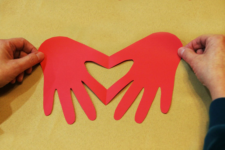 Insanely Easy Valentine Crafts  Grandma Ideas