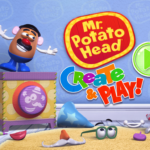 Mr. Potato Head — An Outrageously Fun iPad App!