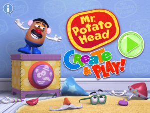 Mr Potato Head is a crazy fun and FREE app for the iPhone and iPad.