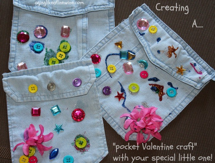 "This ""pocket of kisses"" was featured at the Party in Your PJs link party."