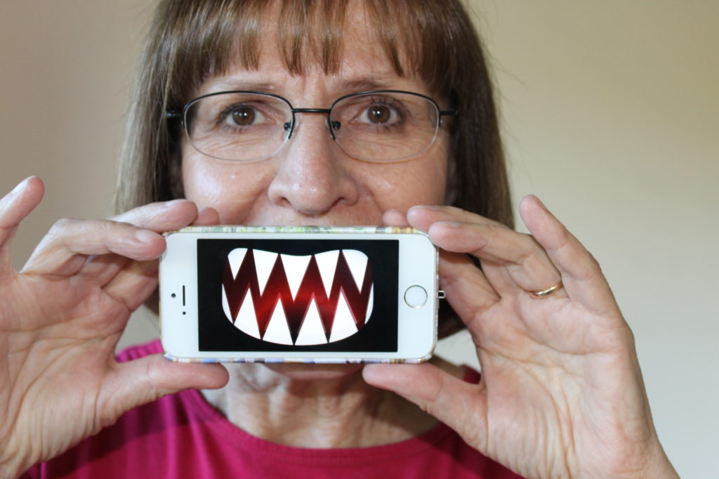 Have loads of fun with your family with the free app MouthOff. For IOS 4.3 or later.