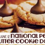Celebrate National Peanut Butter Cookie Day