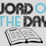 Word of the Day: Soigne